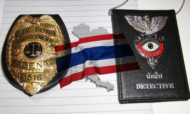 ライセンス保有で、タイ全土の調査に対応