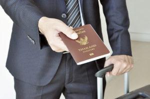 バンコクで中国人カラ出張調査