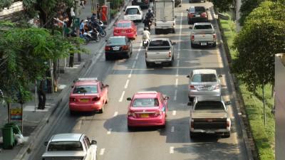 タイのタクシーについて