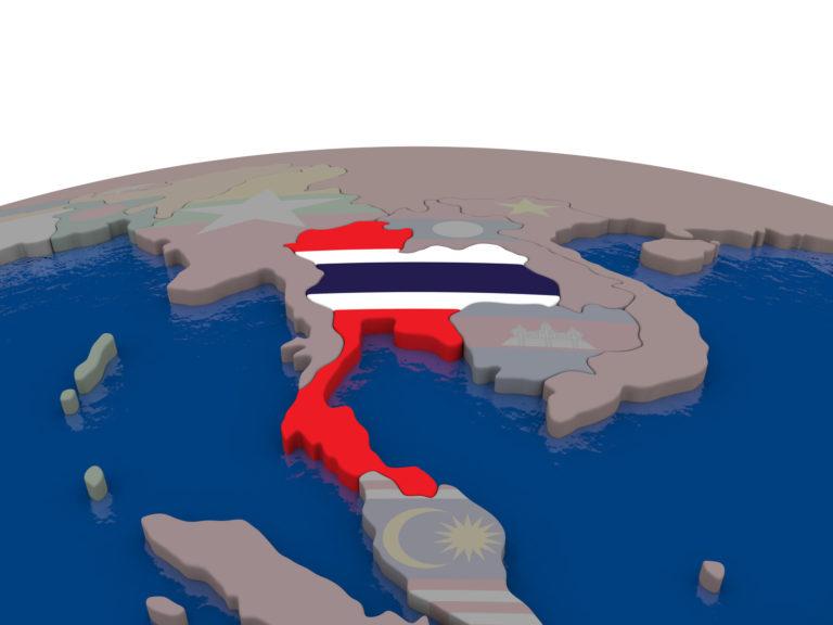 タイの豊富なネットワーク