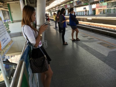 タイ人女性、結婚後の苗字