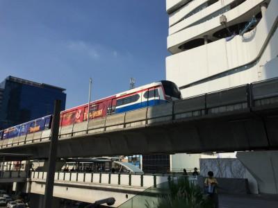 BTS(バンコク・高架鉄道)