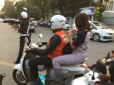 タイの恋人の素行調査を行います