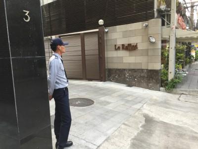 タイのセキュリティ事情