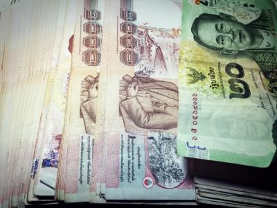 タイの物価と格差