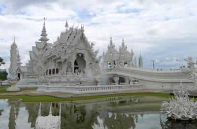 タイ最北端の街、チェンライでの調査